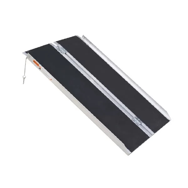 Home Use Aluminum Portable Wheel Chair Ramp